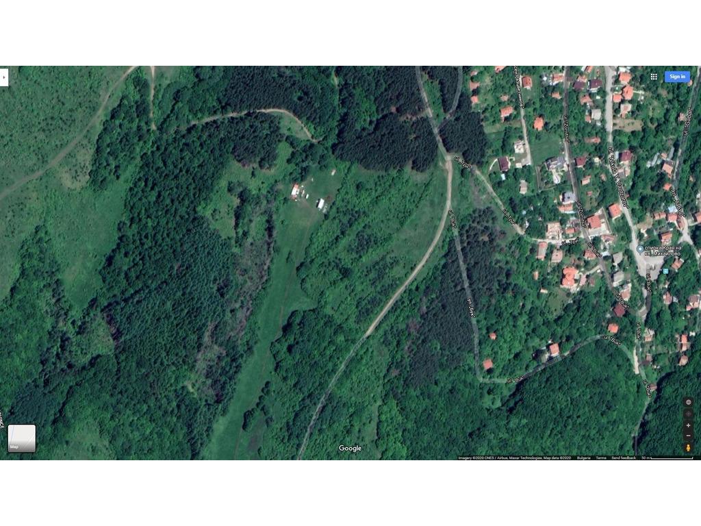Plot of land, 2569 m2 - 3/3