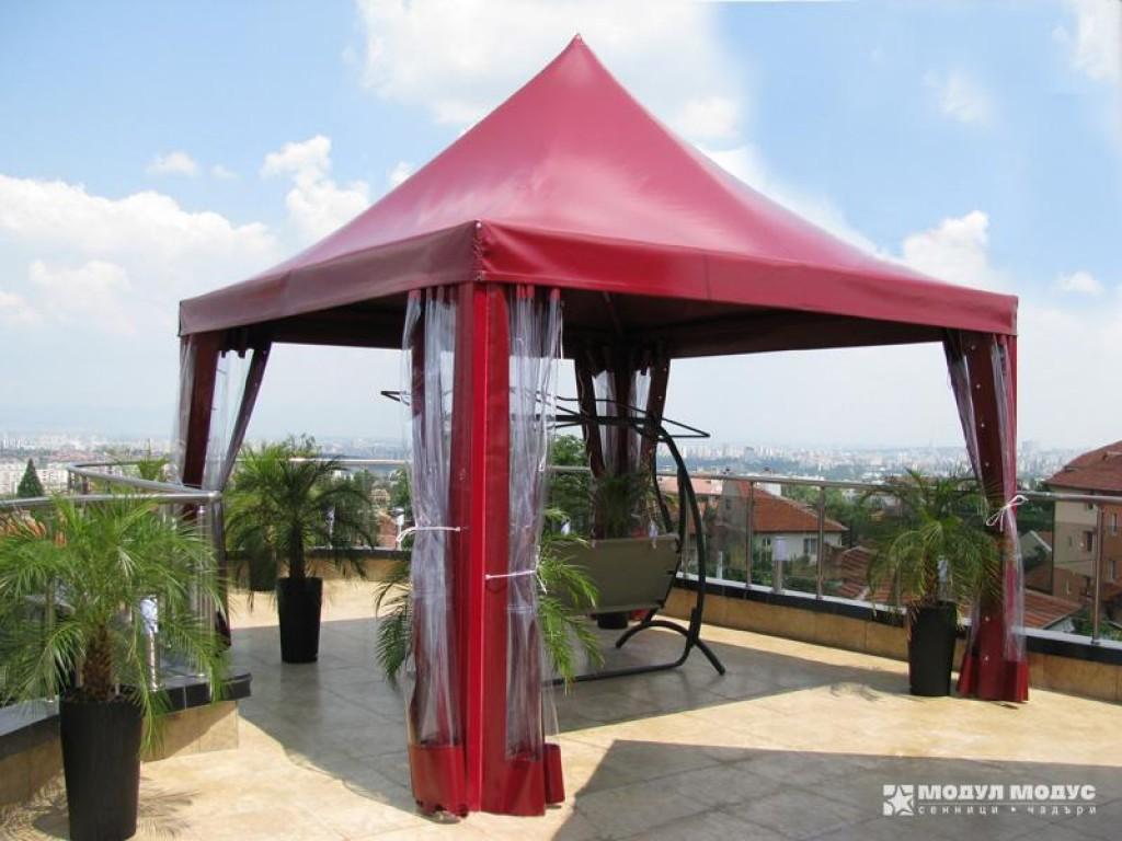 Square tent - 2/6