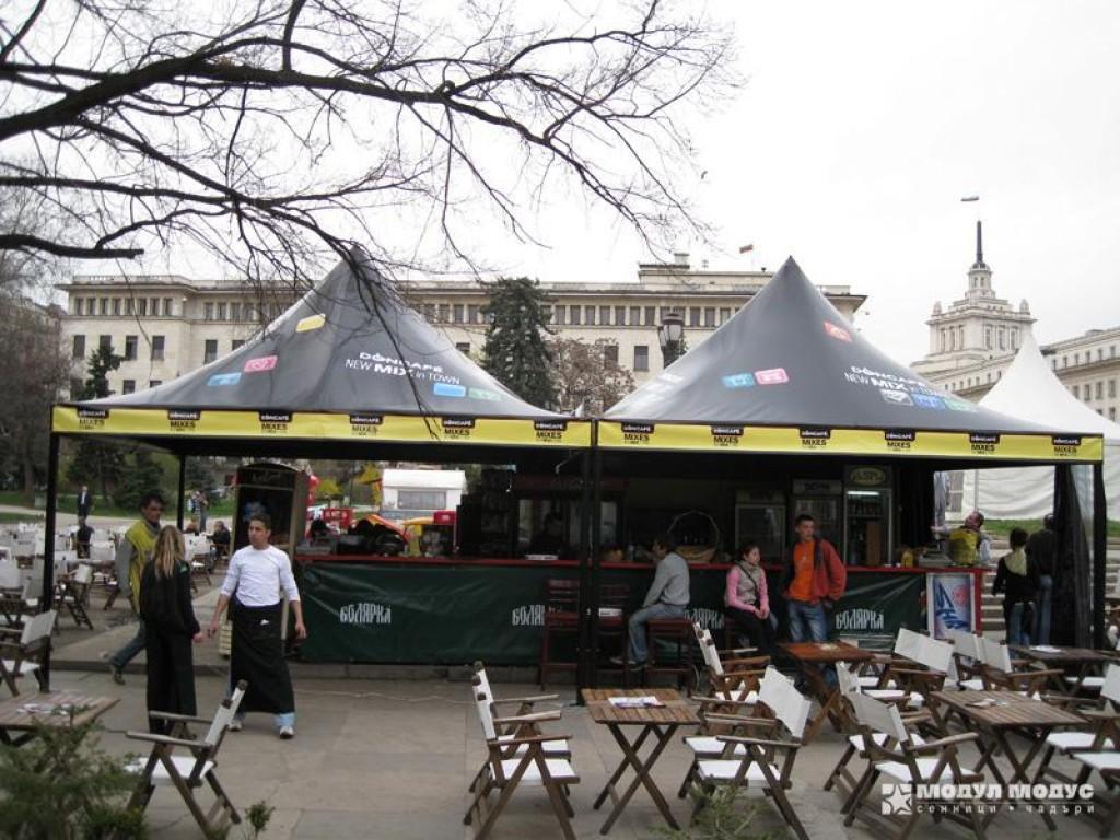 Square tent - 3/6