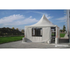 Square tent - Image 4/6