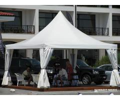 Square tent - Image 5/6
