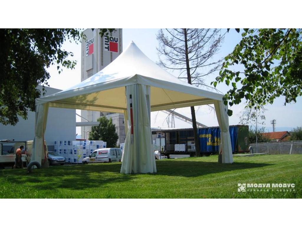 Square tent - 6/6