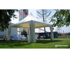 Square tent - Image 6/6