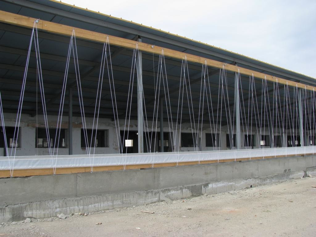Automated Sidewalls Walls For Dairy Farms - 5/6