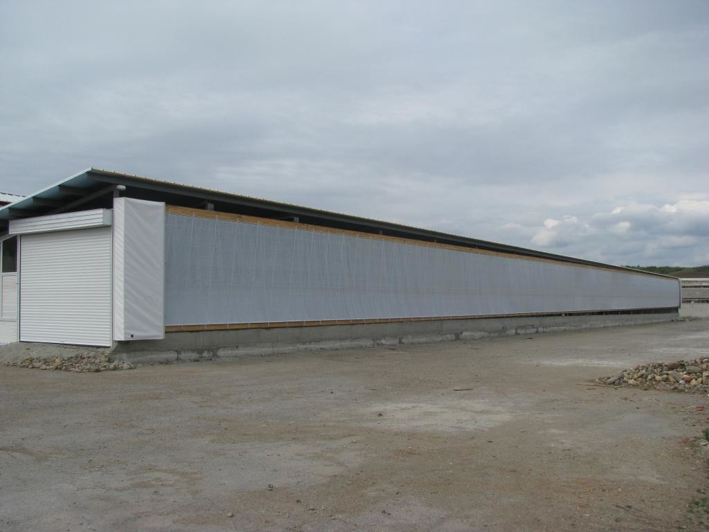 Automated Sidewalls Walls For Dairy Farms - 6/6