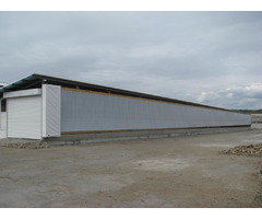 Automated Sidewalls Walls For Dairy Farms - Image 6/6