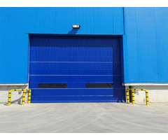 Folding Speed Doors - Image 2/6
