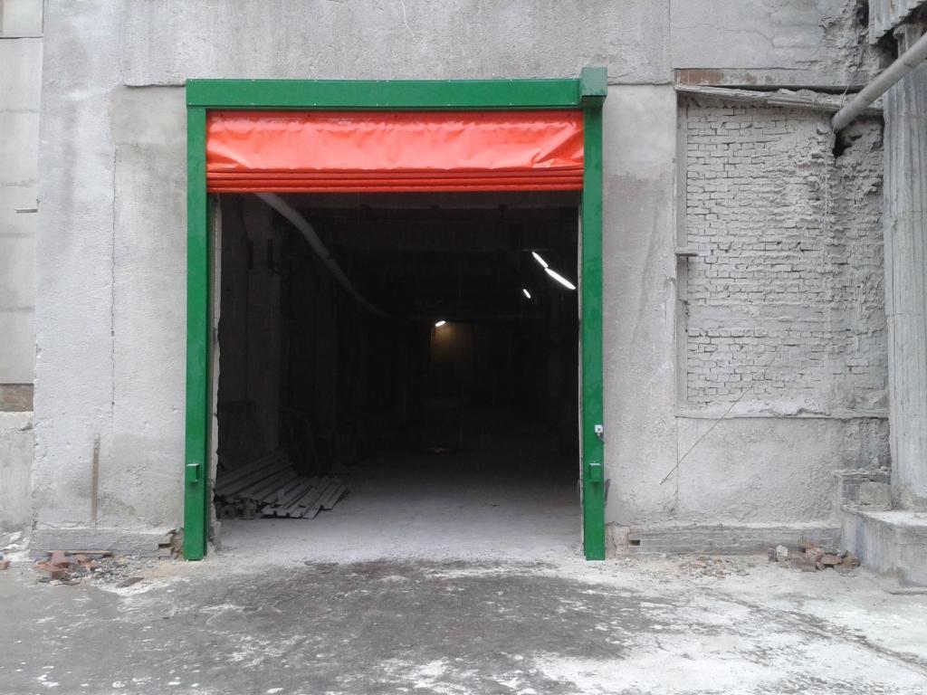 Folding Speed Doors - 4/6