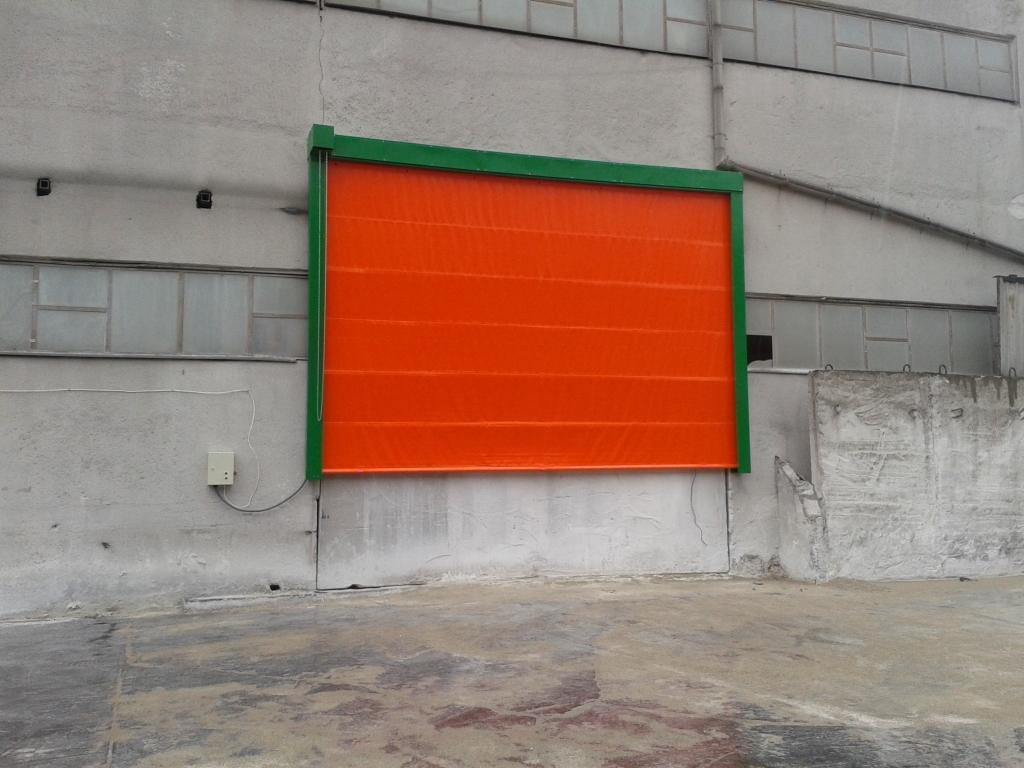 Folding Speed Doors - 5/6
