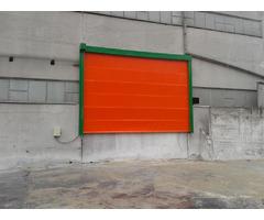 Folding Speed Doors - Image 5/6