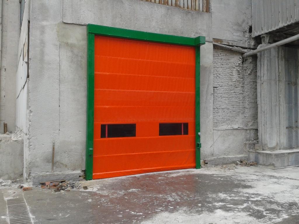 Folding Speed Doors - 6/6